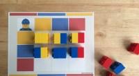 Os compartimos unos materiales que hemos creado para trabajar la atención, la percepción visual y la lógica a partir de esta brillante idea del bloghttp://mombricks.com/ con piezas de lego. En […]