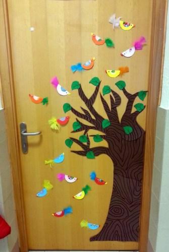 Llega la primavera colecci n de puertas para decorar tu for Puertas decoradas primavera