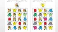 Hoy compartimos con vosotros una entretenida actividad para trabajar la atención de los mas pequeños con el monstruo de colores al mismo tiempo que podemos ir trabajando y reconociendo las […]