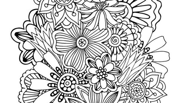 Mandala Mujer Para Colorear: Imagenes Mandala Para Colorear (103)