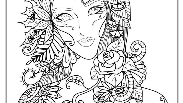 Mandalas Para Colorear De Disney: Imagenes Mandala Para Colorear (82)