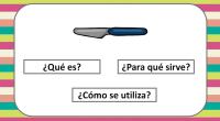 Os hemos preparado estas sencillas actividades en las que nuestros alumnos deben de categorizar diferentes imágenes de un objeto indicando ¿Qué es?, ¿Para qué sirve? y ¿Cómo se utiliza?. El […]