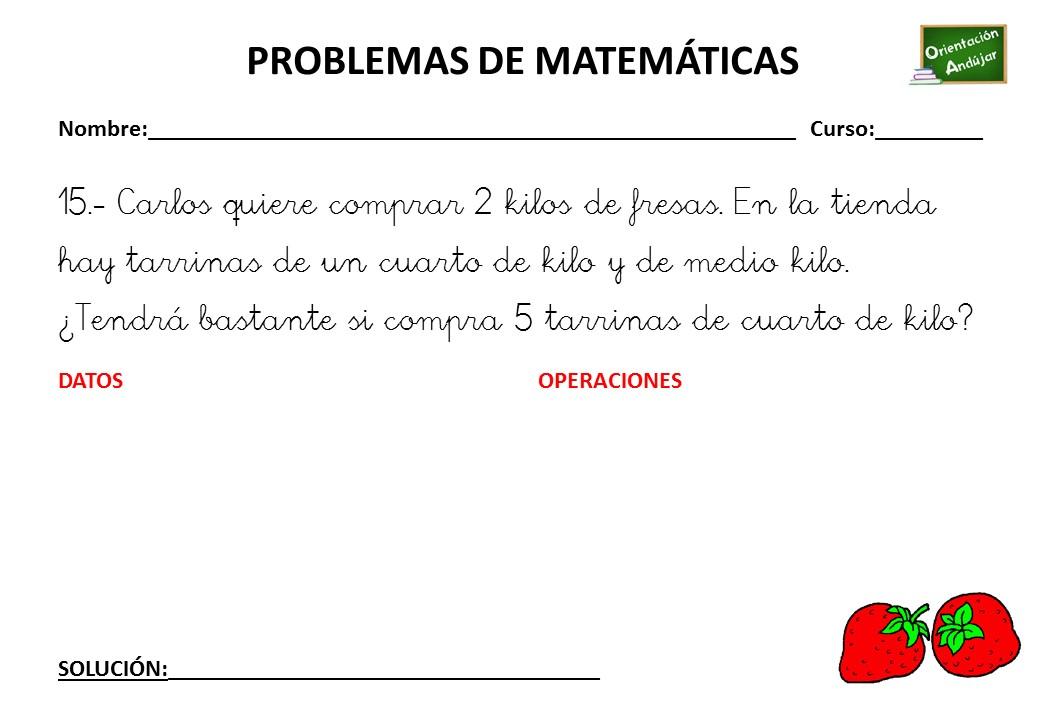 DESCARGA LOS PROBLEMAS EN PDF