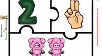 Aprendemos los números del 1 al 10 con este puzzle realizado por nuestros amigos dewww.actividadesdeinfantilyprimaria.com  Descarga el recurso en formato PDF Puzzle-los-numeros-del-1-al-10-1-5 Puzzle-los-numeros-del-1-al-10-6-10