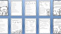 5 textos con Actividades de comprension lectora para el primer ciclo de primaria AUTORIA: Maestra Estrella Leyva