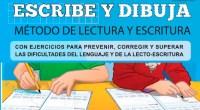 DESCARGA EL CUADERNO EN PDF Escribe y dibuja Método de lectura y escritura