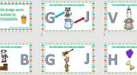 Os dejamos estas divertidas fichas para trabajar la ortografía en ellas nuestros alumnos deben de se seleccionar cual es la relación correcta entre la imagen y la palabras con la […]