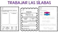 Fichas para trabajar Sílabas de manera divertida Se llama sílaba a cada una de las entidades fonéticas en las que se divide una palabra. La división silábica se realiza mediante […]