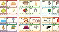 Sencillas actividades para trabajar las vocales mediante el empleo de palabras monosílabas, nuestros alumnos tienen que colorear, señalar, marcar con unas pinzas la vocal correcta.  DESCARGA LAS FICHAS EN […]