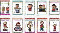 Unas sencillas láminas que podemos tener en nuestras clases para dar a nuestros alumnos/as cuando terminan sus tareas, como leer un cuento, jugar al ordenador, escribir una carta, etc.
