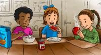 Identificamos sólidos y líquidos Materiales:jugo de naranja o limón, leche, banana, dulce de leche,un jabón, queso ycereales. Identificar según color, olor y sabor a través de la observación, el olfato […]