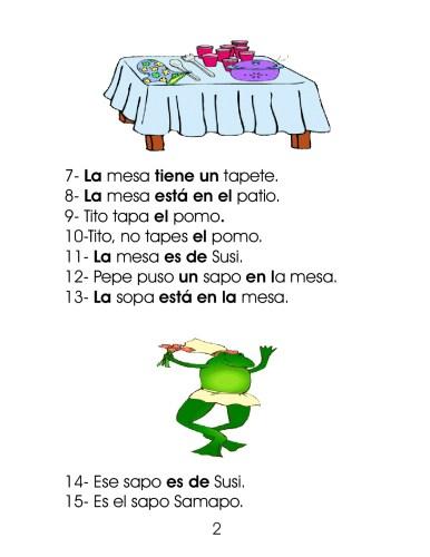 Dictado de oraciones y frases +100 para primer ciclo de primaria ...
