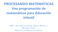 Desde Orientación Andújar queremos compartir este fantástico trabajo (CUADERNOS EN CASTELLANO Y CATALÁN) se trata de una propuesta de programación matemática que han elaborado estas maestras y que os animamos […]
