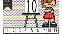 Uno de los objetivos dentro del curso escolar es que los niños se aprendan los números. En Orientación Andújar somos partidarios de que los niños aprendan jugando para luego traspasar […]