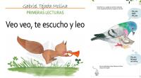Hoy os queremos presentar el fantástico trabajo realizado por Gabriel Tejada Molina, se trata de un fantástico libro para trabajar la lectoescritura en nuestras clases.