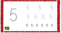 La actividad que os presentamos hoy, es un ejercicio básico para el correcto aprendizaje de los números y su trazo; muchas veces para nuestros peques resulta especialmente complicado la escritura […]