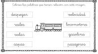 A continuación presentamos una serie de imágenes rodeadas de palabras de las cuales algunas están relacionadas con la imagen y otras no, nuestros alumnos/as deben de señalar que palabras tienen […]