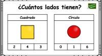 Aprendemos las figuras geométricas a través de la siguiente actividad conociendo su estructura y la cantidad de lados que las componen.