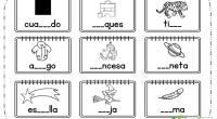 Se denomina como palabras trabadas o sinfones a todas aquellas palabras que poseen sílabas trabadas, que son sílabas en la que se encuentran dos consonantes seguidas y una vocal.Son palabras […]
