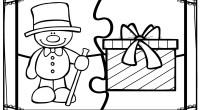 Recién salidos del horno estos fantásticos puzzles para los más peques con motivos de Navidad, esperamos que os gusten.