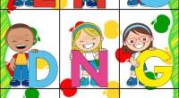 Sencillo bingo para imprimir, recortar y plastificar para aprender las letras del abecedario.