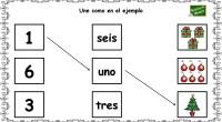 Hoy os traemos una actividad matemática especial edición navidad para trabajar los números en sus diferentes formatos: cifras, letras y dibujos.