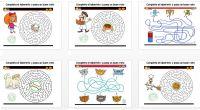 Loslaberintosexigen mucha concentración y en períodos breves de tiempo; ayudan a que los niños visualicen solamente el laberinto que deben resolver, mientras su concentración se enfoca absolutamente en este ejercicio. […]
