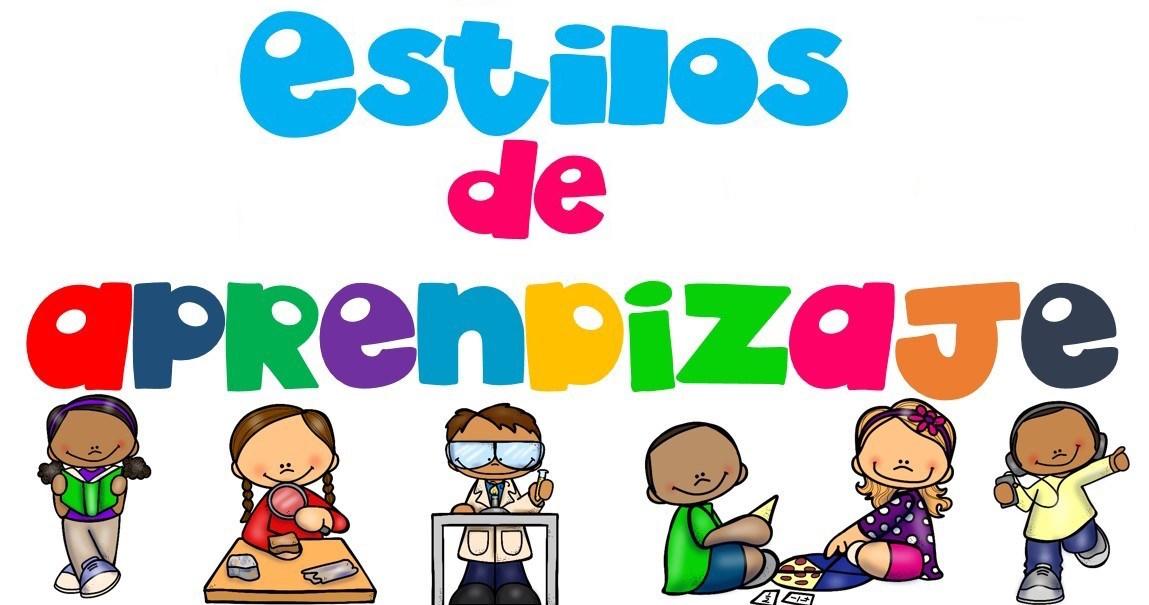 test estilos de aprendizaje para niños vak pdf