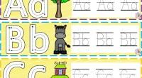 Completo cuaderno para practicar la preescritura y el trazo con el abecedario DESCARGA EL ABECEDARIO EN PDF Práctica de trazo abecedario fuente:https://www.facebook.com/pg/tita4materialeducativo/
