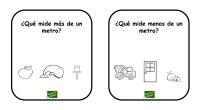 Hoy os traemos una serie de tarjetas listas para descargar e imprimir y trabajar en el aula las magnitudes.