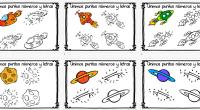 Actividades para unir puntos pero en esta ocasión nuestros alumnos/as deben de seguir las letras de abecedario. Con estas fichas de grafomotricidad y unir puntos con números desarrollaremos laatención, la […]