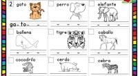 Poder manipular las sílabas es una habilidad que se aprende y es muy importante para desarrollar la conciencia fonológica que finalmente permitirá que los niños logren leer y escribir.