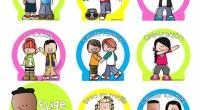 Colección de divertidas láminas para motivar a los alumnos, además de estrechar lazos afectivos que refuercen  las relaciones de los peques durante el colegio para promover una convivencia sana […]