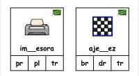 A continuación os traemos una nueva actividad para trabajar la conciencia fonológica, en este caso en concreto las sílabas trabadas. Estas sílabas suelen resultar díficiles de aprender para nuestros alumnos […]