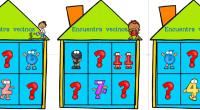 Llamamosnúmeros vecinosa los que están juntos en la serie numérica. Por ejemplo: los vecinos del 3 son el 2 y el 4. Jugamos a los números buscando vecinos  Descarga […]