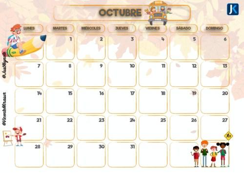 Calendario Completo.Completo Y Atractivo Calendario Curso 2019 2020 Orientacion