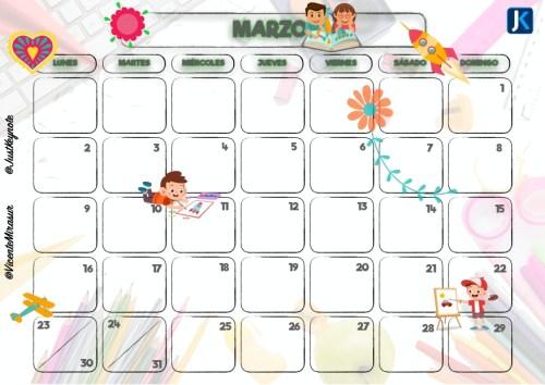 Calendario Completo 2020.Completo Y Atractivo Calendario Curso 2019 2020 Orientacion