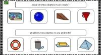 Relacionar los objetos que nos rodean en nuestro día a día con el aprendizaje de las figuras geométricas puede resultar una herramienta útil. Ejercicios como el que presentamos a continuación […]