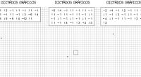 Os dejamos estos sencillos dictados gráficos paradesarrollar la lateralidad y la orientación espacial. Estos dictados gráficos son ejercicios perceptivo-motores de lateralidad y orientación espacial que estimulan y desarrollan la estructuración […]