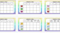 Las tablas dedobleentrada son una fantástica manera de trabajar la lógica tanto en educacióninfantilcomo en primeroscursosde primaria. Desarrollan en el niño o niña habilidades de discriminación visual y a combinar […]
