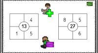 Sencilla actividad matemática para practicar el cálculo mental a través de sumas. Elcálculo mentales unaparte fundamental de las matemáticas. Gracias a él, las personas encontramos herramientas para responder de forma […]