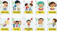 La convivencia escolar se basa en los derechos de cada uno de los niños y niñas, pero también por las obligaciones y responsabilidades que se tienen y que deben ser […]