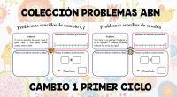 Esta entrada la dedicamos a la resolución de problemas. En concreto, trabajaremos con problema del tipo CAMBIO 1. En estos problemas se parte de una cantidad inicial a la que […]