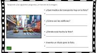 Trabajar con imágenes reales es un buen recurso para aproximar a nuestros alumnos con la tarea. En la siguiente actividad la importancia reside en la vinculación entre imágenes y texto: […]