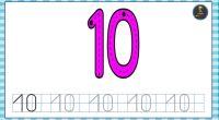 Actividad para repasar la escritura de los números del 1 al 10. Para ello, os compartimos estas fichas con cuadrícula que facilite la escritura de nuestros peques de los números. […]