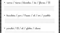 Actividad especial para trabajar las palabras con sílabas trabadas, en este caso en concreto trabajaremos con trabadas con la letra «l»