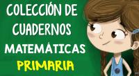 Cuadernos de matemáticas, en todos los temas por curso completo desde primero de primaria a sexto dónde trabajan los diferentes aspectos visto a lo largo del curso, numeración, operaciones básicas, […]