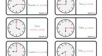 DESCARGA EL MATERIAL EN PDF Dominó horas reloj castellano Dominó horas reloj inglés AUTORÍA:Autor/es:Sandra López Torre https://www.instagram.com/PROFE_PT/