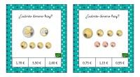 La siguiente actividad está pensada para aprender en el aula el correcto valor de las monedas y su utilización. Se trata de una colección de tarjetas en las que hay […]