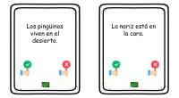 Colección de tarjetas para trabajar el razonamiento lógico. El razonamiento es una función cognitiva que permite comparar resultados, elaborar inferencias y establecer relaciones abstractas. Es decir, es la capacidad que […]